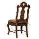 Hekman Rue de Bac Side Chair in Cognac (Set of 2) 8-7223