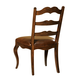 Hekman Rue de Bac Side Chair in Cognac (Set of 2) 8-7225