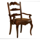 Hekman Rue de Bac Arm Chair in Cognac (Set of 2) 8-7226