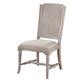 Hekman Sutton's Bay Slat Back Side Chair in Driftwood (Set of 2) 1-4123