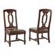 Hekman Havana Side Chair in Antique (Set of 2) 8-1234
