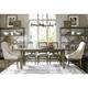 Universal Furniture Great Rooms Berkeley 3 - 9pc Chelsea Kitchen Table Set in Studio