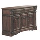 Crown Mark Brussels Dining Buffet in Luscious Brown 2470B