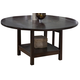 Crown Mark Conner Dining Table in Espresso 2249T-6060