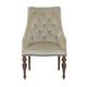 Bernhardt Villa Medici Upholstered Chair in Warm Chestnut 355-547 (Set of 2)