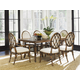 Tommy Bahama Bali Hai 7 Piece Fisher Island Rectangular Dining Set