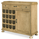 Universal Furniture Great Rooms - Berkeley Small Wine Cabinet in Loft 318774
