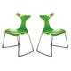ESF Furniture Ibiza Chair in Green