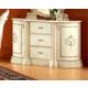 ESF Furniture Rosella 2-Door Buffet in Ivory
