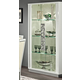 ESF Furniture Roma 2-Door China in White