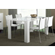 ESF Furniture Elegance Dining Table in White