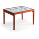 ESF Furniture Poker 90 Dining Table w/ 36
