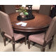 Broyhill Lyla Round Pedestal Table in Cherry 4912-530T