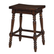 Moriann Stool (Set of 2) in Dark Brown D608-124