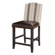 Moriann Upholstered Barstool (Set of 2) in Two-tone D608-324