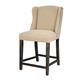 Moriann Upholstered Barstool (Set of 2) in Light Beige D608-524