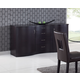 Global Furniture DG018 Buffet in Wenge DG018-BUFFET