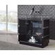Global Furniture DG072 Bar Cabinet in Wenge DG072-BAR
