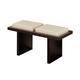 Global Furniture DG020 Bench in Beige DG020BN-BEI