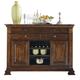 Kincaid Portolone Sideboard w/ Marble Top in Rich Truffle 95-090M