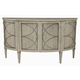 Bernhardt Marquesa Sideboard in Gray Cashmere Finish 359-131