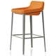 Diamond Sofa Furniture A105 Bar Stool in Orange (Set of 2)