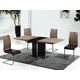 Diamond Sofa Furniture Summit 7-Piece Extension Dining Set
