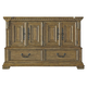 Pulaski Stratton Sideboard in Aged Honey 737302