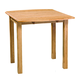 Intercon Furniture Family Drop Leaf Dining Table in Chestnut