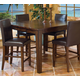 Intercon Furniture Kona Gathering Table in Raisin