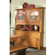 Intercon Furniture Rustic Traditions Buffet with Hutch in Rustic