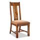 Intercon Furniture Timberline Splat Back Side Chair in Saddle Wood (Set of 2)