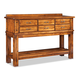 Intercon Furniture Timberline Sideboard in Saddle Wood