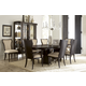 A.R.T Furniture Greenpoint 7-Piece Oval Dining Set in Coffee Bean