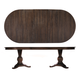 A.R.T Furniture St. Germain Double Pedestal Dining Table in Coffee/ Foxtail