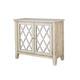 Standard Furniture Vintage Accent Console in Vanilla Bean 11308