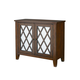 Standard Furniture Vintage Accent Console in Brown 11311