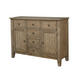 Standard Furniture Vintage Sideboard in Weathered Grey 11316