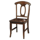Standard Furniture Larkin Side Chair (Set of 2) in Antique Cherry 15244