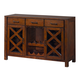 Standard Furniture Omaha Sideboard in Saddle Brown 16182