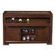 Alpine Furniture Granada Server in Brown Merlot 1437-06