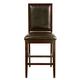 Alpine Furniture Jackson Pub Chair (SET OF 2) in Dark Cherry 652-03