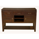 Alpine Furniture Lakeport Server in Espresso 551-06