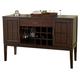 Alpine Furniture Havenhurst Server in 8932-06