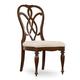 Hooker Furniture Leesburg Splatback Side Chair (Set of 2) in Mahogany 5381-75310