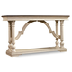 Hooker Furniture Leesburg Console Table in Antique White 5481-85002