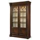 Hooker Furniture Leesburg Display Cabinet in Mahogany 5381-75906