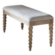Liberty Furniture Harbor View Bench in Sand 531-C6501B