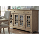 Liberty Furniture Harbor View Buffet in Sand 531-CB6642