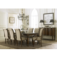 Liberty Furniture Cotswold 7-Piece Rectangular Dining Set in Cinnamon EST SHIP TIME IS 4 WEEKS CODE:UNIV20 for 20% Off